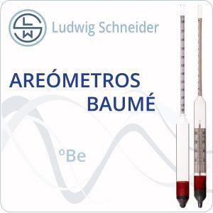 Areómetros Baumé