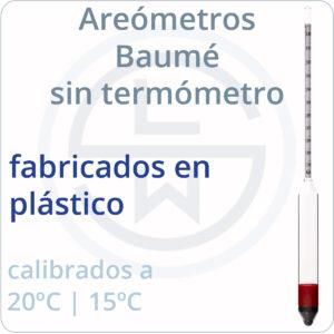 de plástico (sin termómetro)