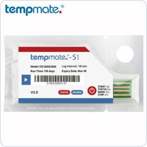 data logger tempmate S1V2