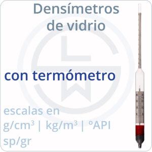 con termómetro