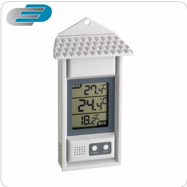 termómetro digital
