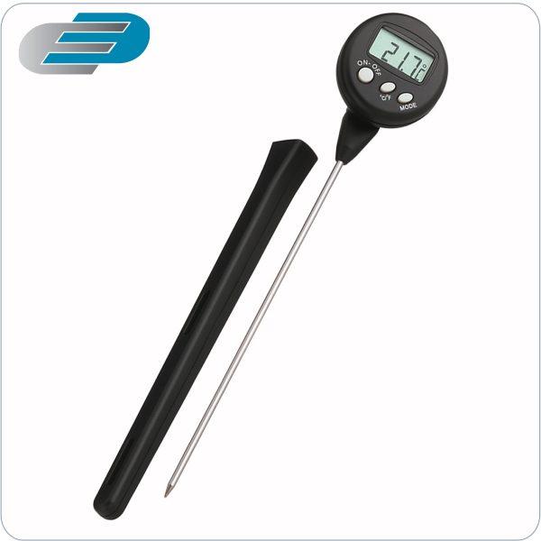 termómetro digital con sonda penetración
