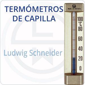 Termómetros de capilla