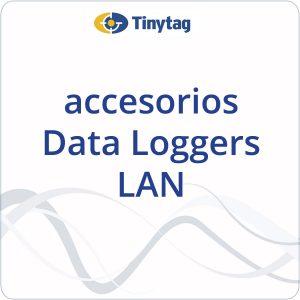 accesorios Data Loggers LAN