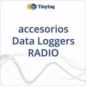 accesorios Data Loggers RADIO